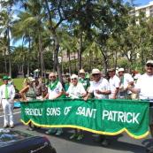 St Patrick's Day Parade photo