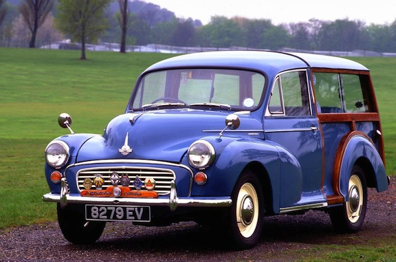 Morris Minor automobile image