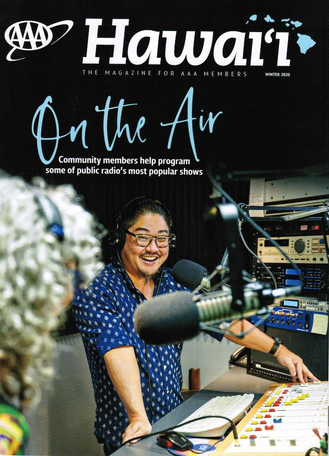 BCCH in AAA Hawaii's Winter Edition