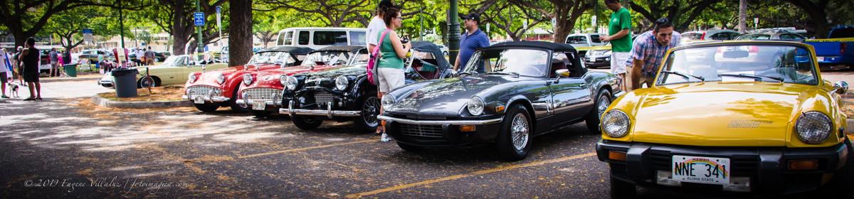British Car Club of Hawaii